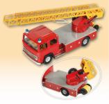 Kovap - Mercedes hasič