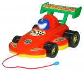 Auto plastové formule 1