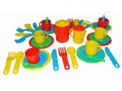 Dětská jídelní souprava pro 6 osob