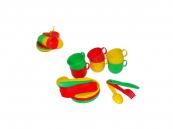 Dětská jídelní souprava Minutka pro 6 osob