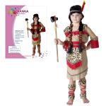 Indiánka - dětský kostým