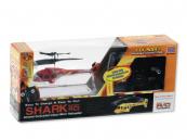 RC vrtulník Shark červený