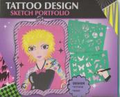 Návrhářka tetování