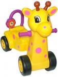 Odrážedlo Žirafa