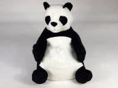Plyšové křesílko PANDA