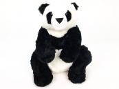 Plyšová sedící Panda