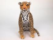 Plyšový Leopard