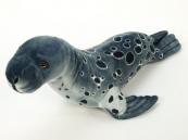 Plyšový tuleň šedý