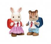 Školáci (2 figurky)