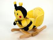 Houpací Včelka s maňáskem