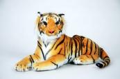 Plyšový Tygr oranžový