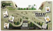 Ekologická stavebnice vláček