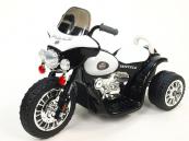 Elektrická tříkolka Chopper Harleyek 6V černá
