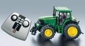 SIKU Traktor John Deere 8345R na dálkové ovládání
