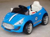 Elektrické autíčko s DO moderní modré