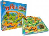 3D Hadi a žebříky