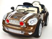 Elektrické auto Morísek hnědo-bronzový s lakovanou metalízou