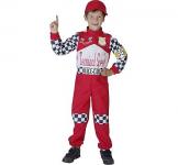 Závodník - dětský kostým