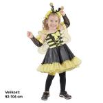 Včelka - dětský kostým