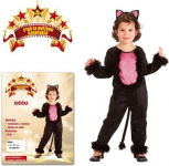 Kočička - dětský kostým