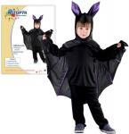 Netopýr - dětský kostým