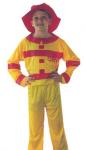 Hasič - dětský kostým