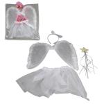Andělská křídla se sukýnkou dětský kostým