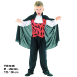 Upír - dětský kostým