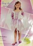 Princezna růžová (FAIRY) - dětský kostým