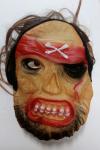 Maska karnevalová - Pirát