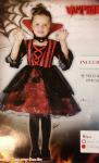 Vampírka - dětský kostým