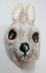Maska karnevalová - Zajíc