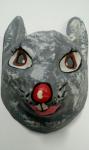 Maska karnevalová - Myška