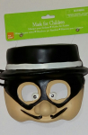 Maska karnevalová - Zorro