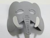 Maska karnevalová - Slon