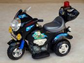 Elektrická silniční minimotorka-černá