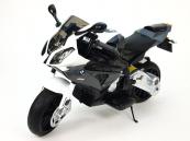 Elektrická motorka BMW S1000 RR, licence, bike 12V-silver