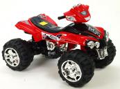 Elektrická čtyřkolka FD Sport 12V-červená