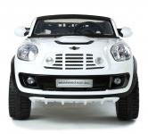 Elektrické auto MINI Beachcomber s DO bílé