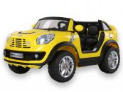 Elektrické auto MINI Beachcomber s DO žluté