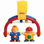 Chrastítko na postýlku - první přátelé - TOLO