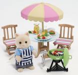 Zahradní Barbecue set