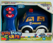 Auto policie na dálkové ovládání