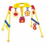 Hrazdička plastová s hračkami