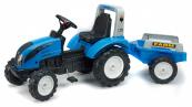Šlapací traktor Landini Powermondial 115