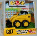 Cat Caterpillar zvukový