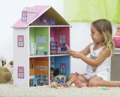 Domeček pro panenky - Mellrose