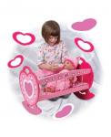 Dřevěná kolébka pro panenky