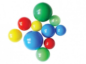 Sada míčků na koupání - Farlin