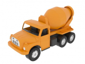 Auto Tatra 148 míchačka oranžová 30cm